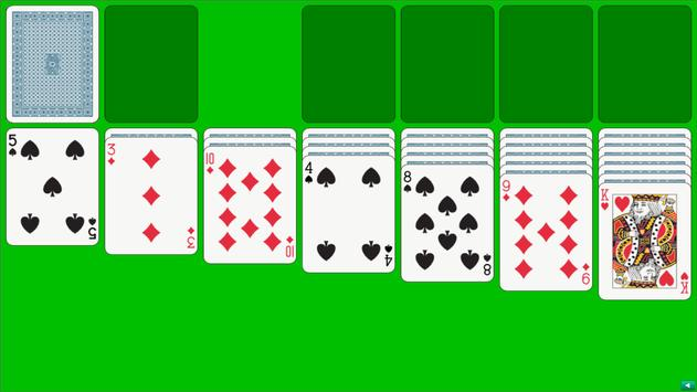 Solitaire 6 poster