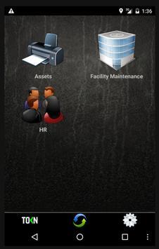 TOKN Mobility Client screenshot 1