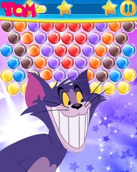 Tomcat Pop : Love Bubble Shooter Match 3 screenshot 1