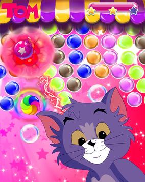 Tomcat Pop : Love Bubble Shooter Match 3 screenshot 2