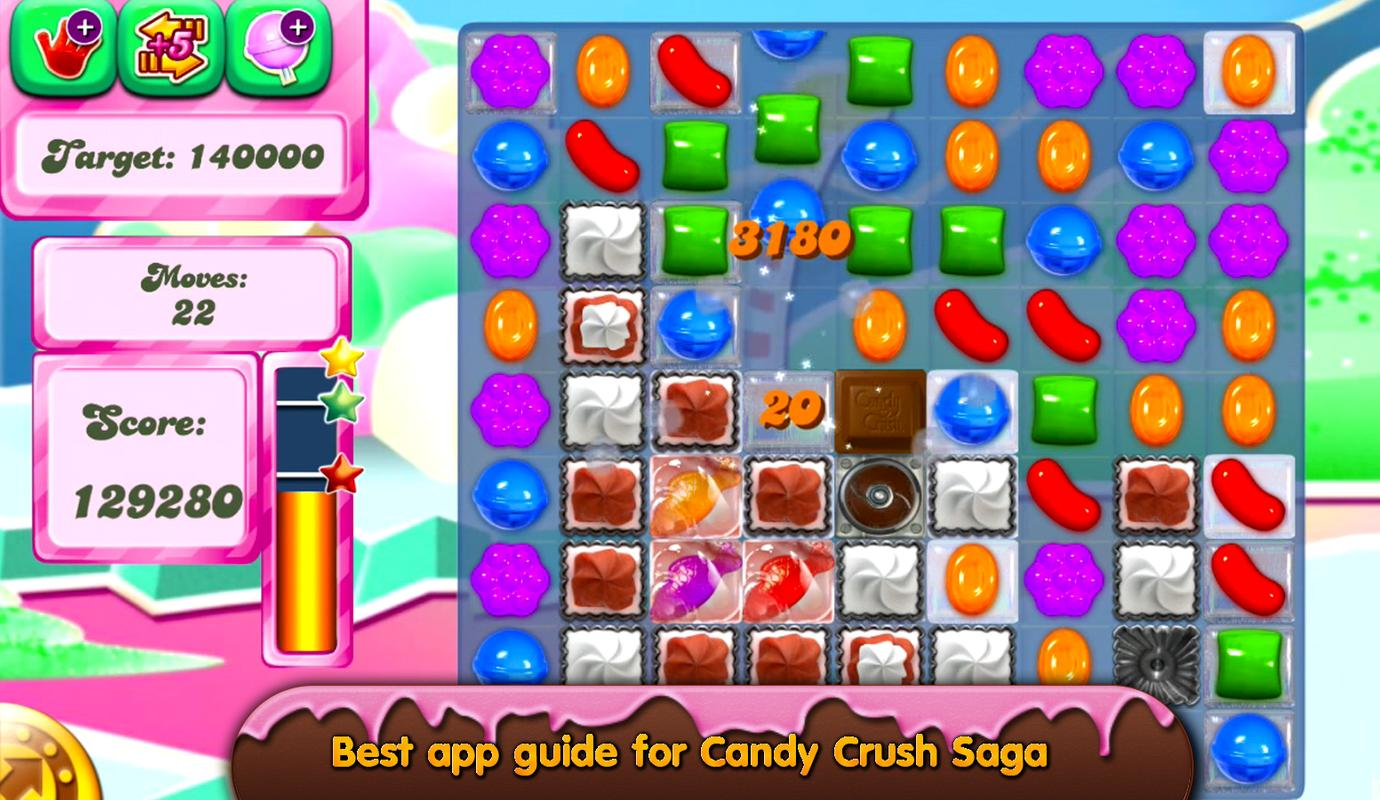 Manual download free Candy Crush jelly Mod version Apk