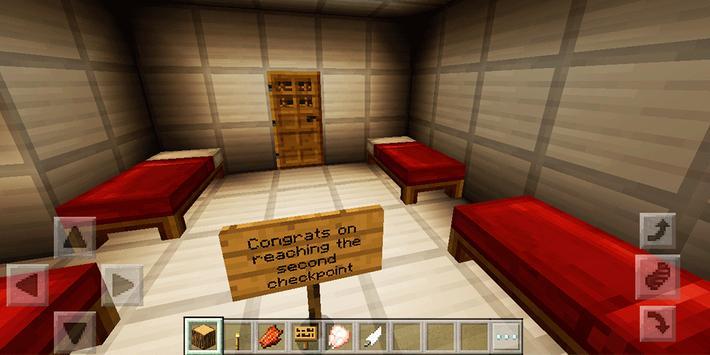 Floor after floor. MCPE map screenshot 10