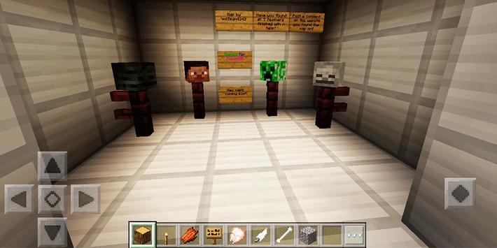 Floor after floor. MCPE map screenshot 15