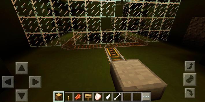 Floor after floor. MCPE map screenshot 1