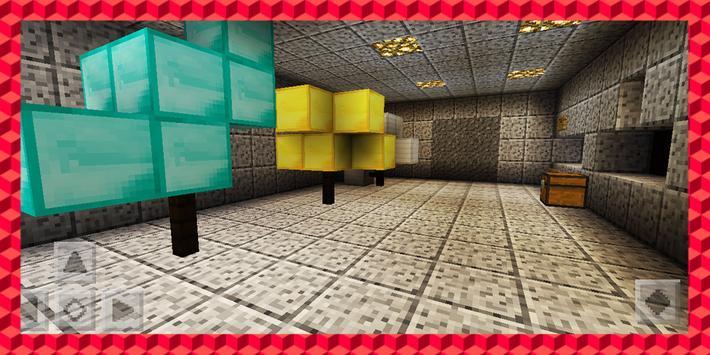 Floor after floor. MCPE map screenshot 8