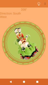 Miku Compass for wear screenshot 1