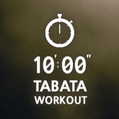 10 min Tabata Workout (Unreleased) icon