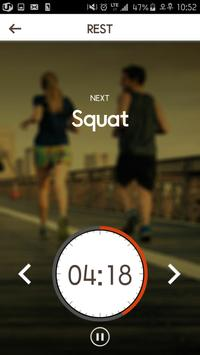 10 min Tabata Workout (Unreleased) apk screenshot
