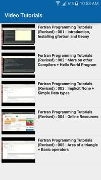 Learn Programming Fortran Language for Android - APK Download