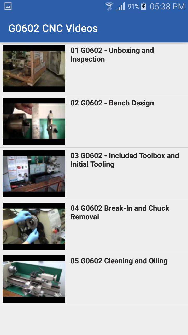 Learn LinuxCNC for Android - APK Download
