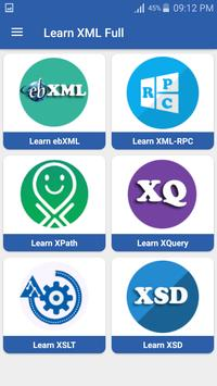 XML Full Tutorial screenshot 1