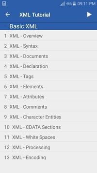 XML Full Tutorial screenshot 2