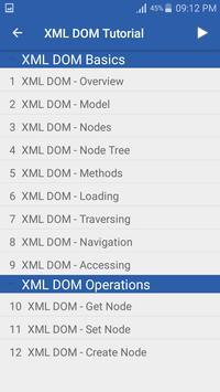 XML Full Tutorial screenshot 3