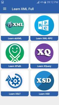 XML Full Tutorial screenshot 7