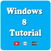 Window 8 Tutorial icon