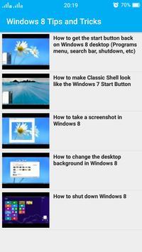 Window 8 Tutorial screenshot 3