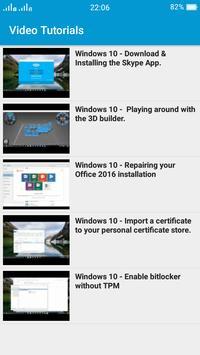 Learn Windows 10 screenshot 11
