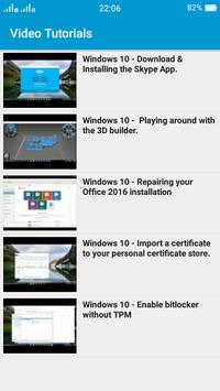 Learn Windows 10 screenshot 3