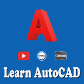 Learn AutoCAD 2017 icon