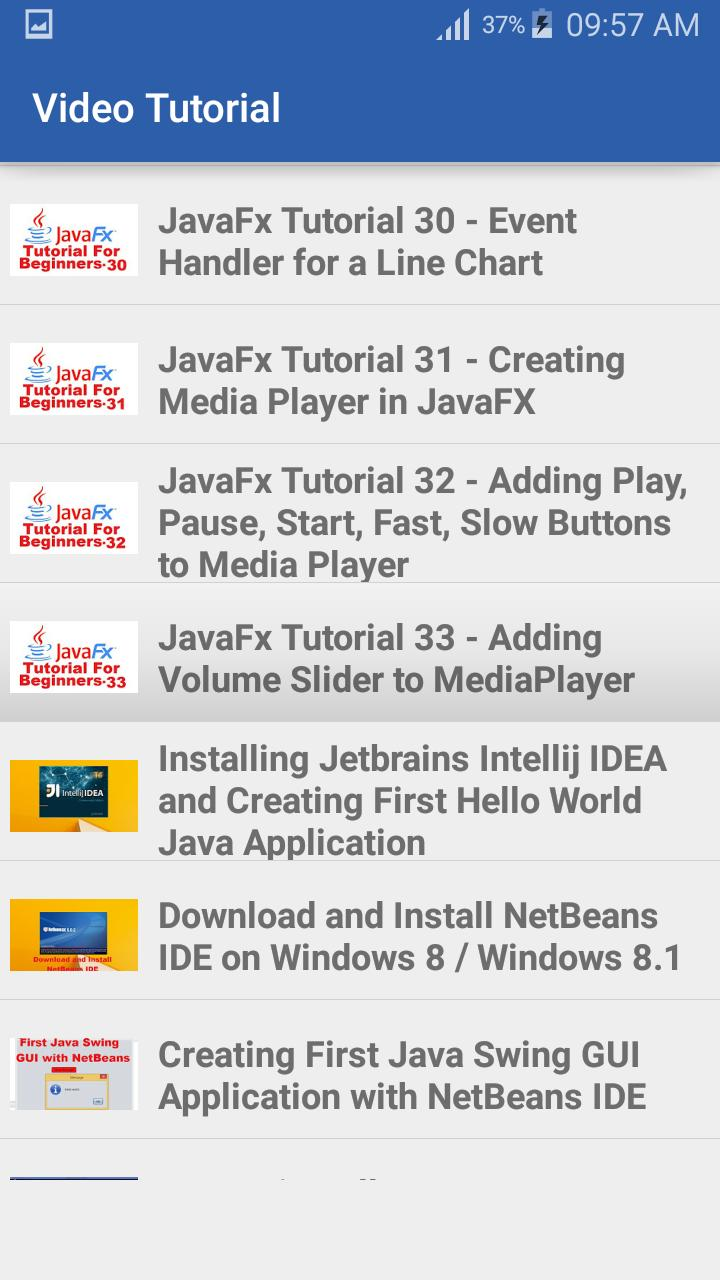 Learn Java Programming for Android - APK Download
