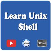 Learn Unix & Shell icon