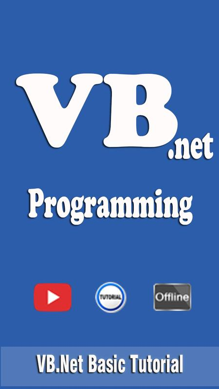 how to learn vb net