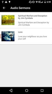 Iam Ministries International App screenshot 7