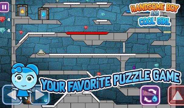 Fireboy and Watergirl New Adventure screenshot 3