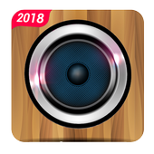 Booster sound - Bass Boost + Sound louder 2018 icon