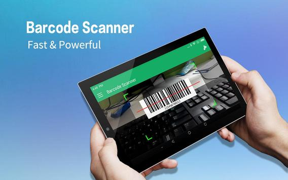 Barcode Scanner And Generator Apk Screenshot