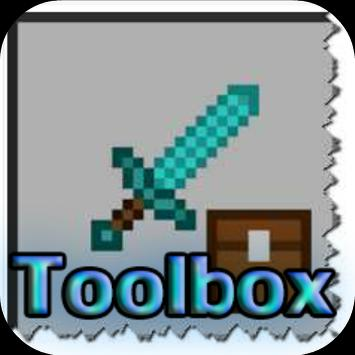 Toolbox for Minecraft PE poster