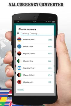 All Currency Converter screenshot 1