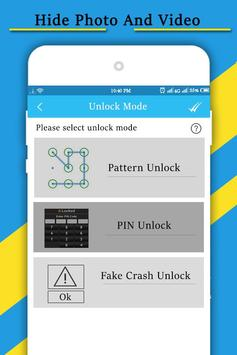 Gallery Lock : Photo and  Video Hide screenshot 6