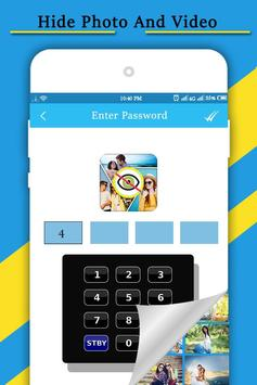 Gallery Lock : Photo and  Video Hide screenshot 3