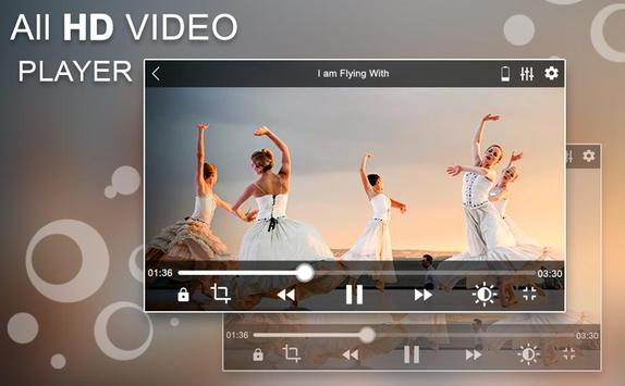 HD Video Player - All Format Video Player poster