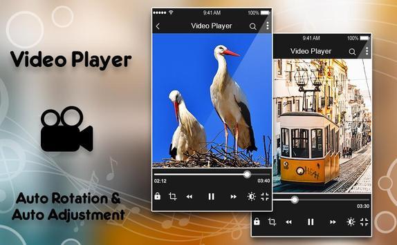 HD Video Player - All Format Video Player screenshot 1