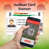Aadhar Card Scanner icon