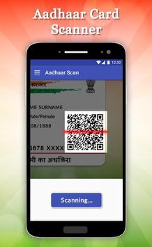 Aadhar Card Scanner screenshot 2