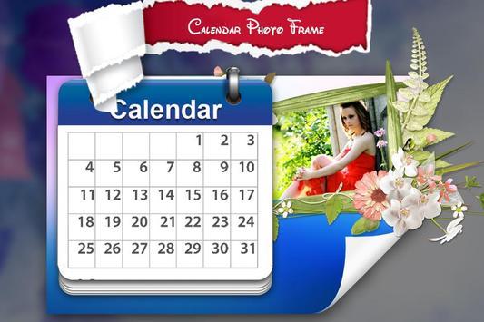 New Year Calendar Photo Frame 2018 screenshot 4