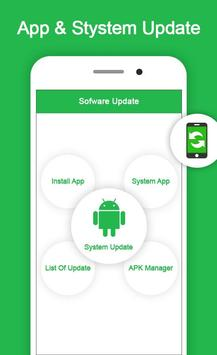 Update Software for Android poster