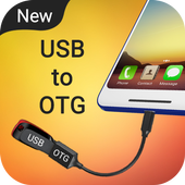 OTG USB Driver For Android icon