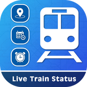 Live Train Running Status icon