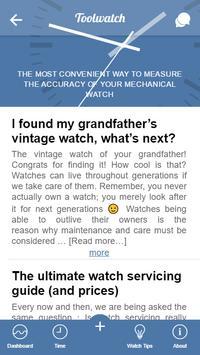 Toolwatch - Watch accuracy app screenshot 3