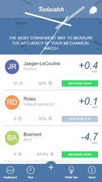 Toolwatch - Watch accuracy app screenshot 1