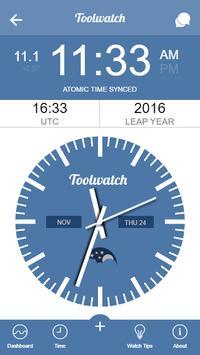 Toolwatch - Watch accuracy app screenshot 2