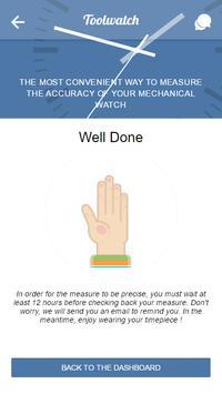 Toolwatch - Watch accuracy app screenshot 4