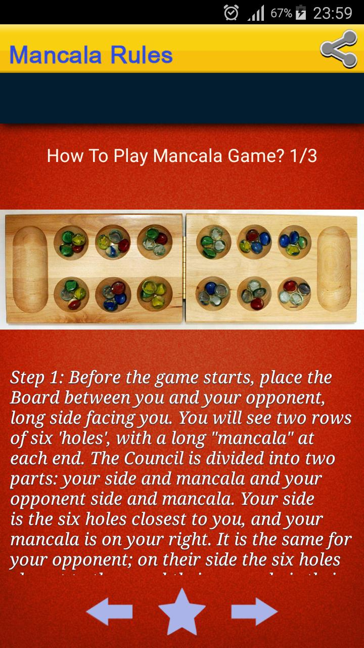Mancala Rules For Android Apk Download