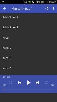 Master Kicau Juara MP3 Offline apk screenshot