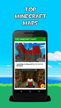 Top Maps for Minecraft screenshot 6