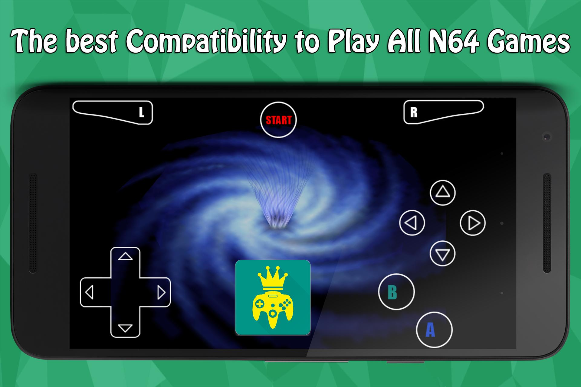 Top N64 (N64 Emulator) for Android - APK Download